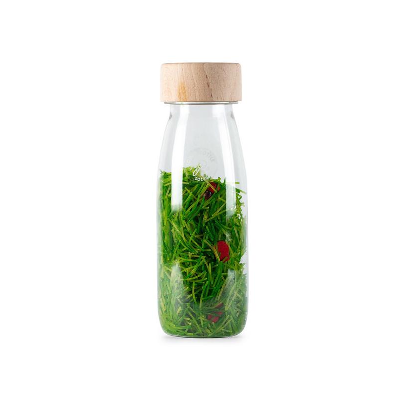 Botella Sensorial Sonidos Mariquitas