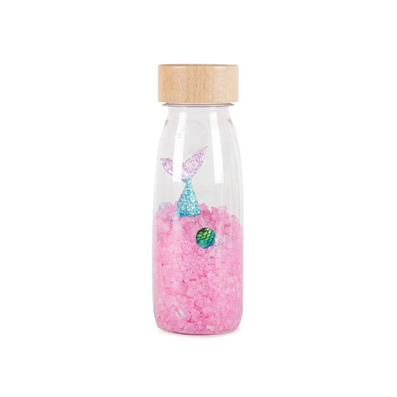 Botella Sensorial Sonidos Sirena