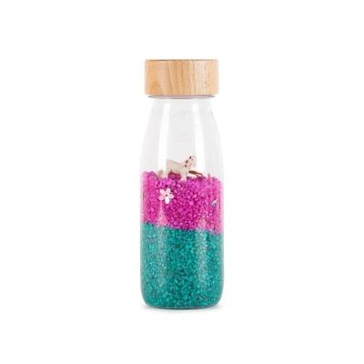 Botella Sensorial Sonidos Unicornio