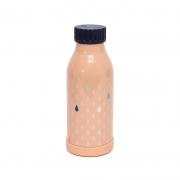 Botella Térmica Drops Peach