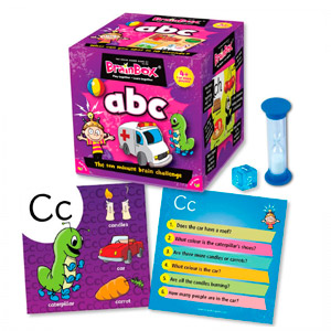 BrainBox: ABC Inglés
