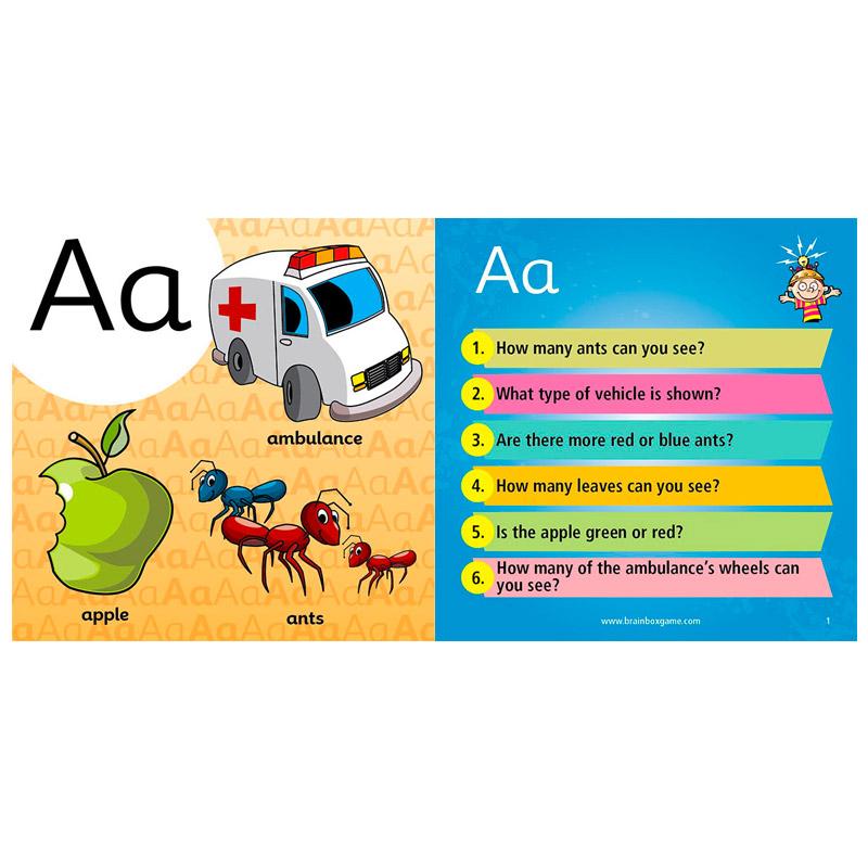 BrainBox: ABC Inglés