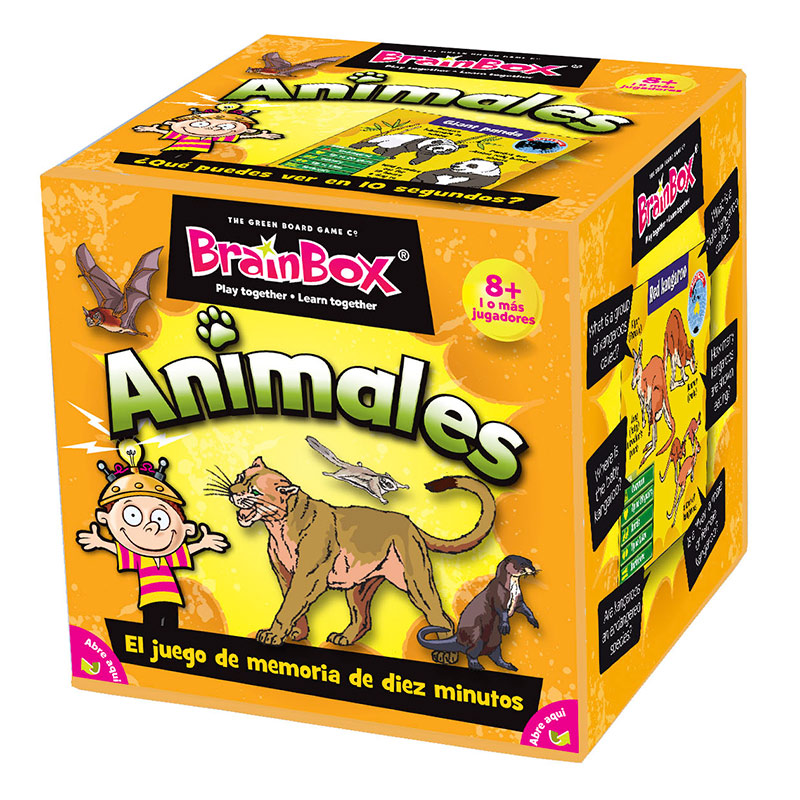BrainBox: Animales