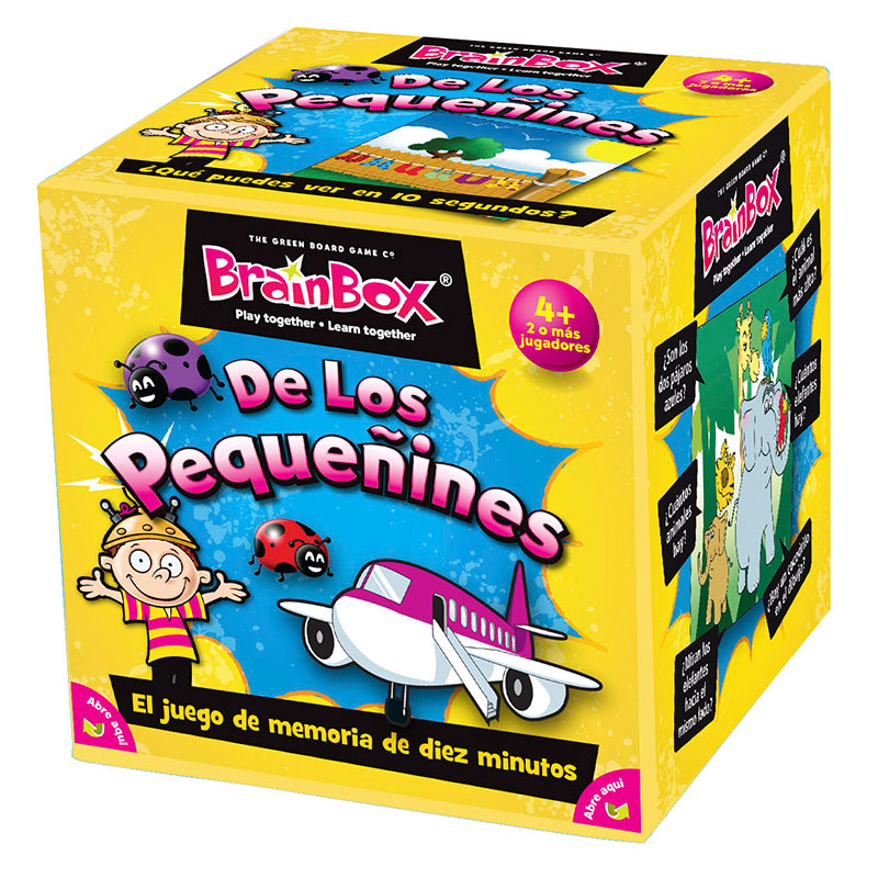 BrainBox: De los Pequeñines