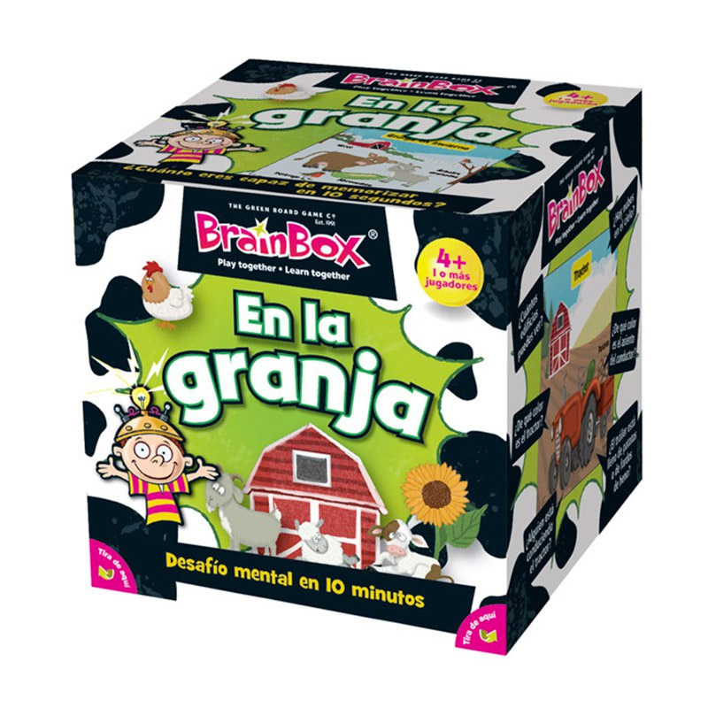 BrainBox: En la Granja