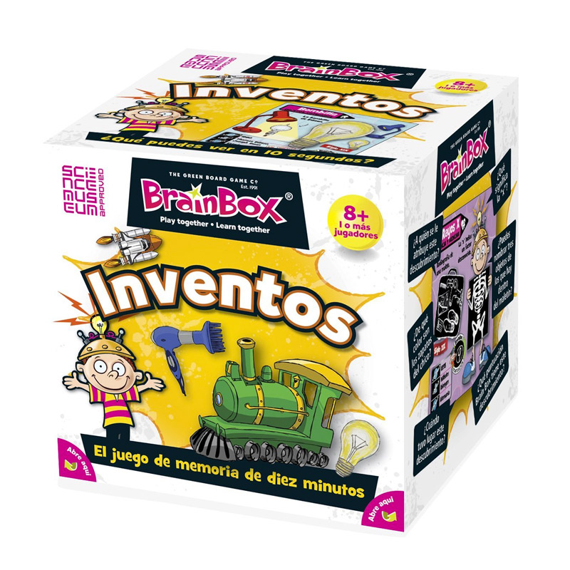BrainBox: Inventos