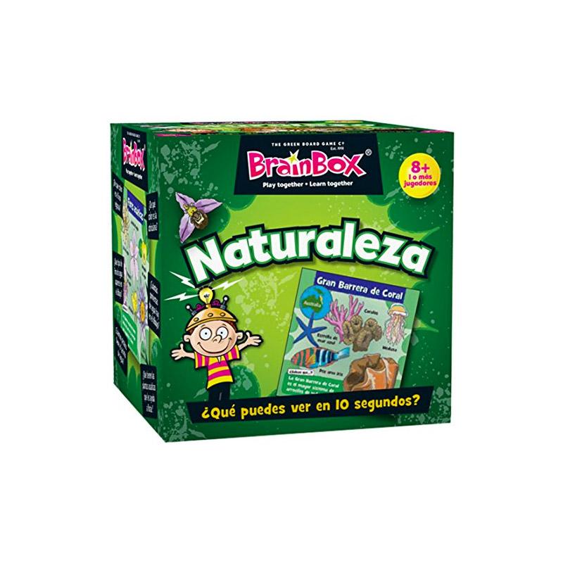 BrainBox: Naturaleza