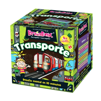 BrainBox: Transporte