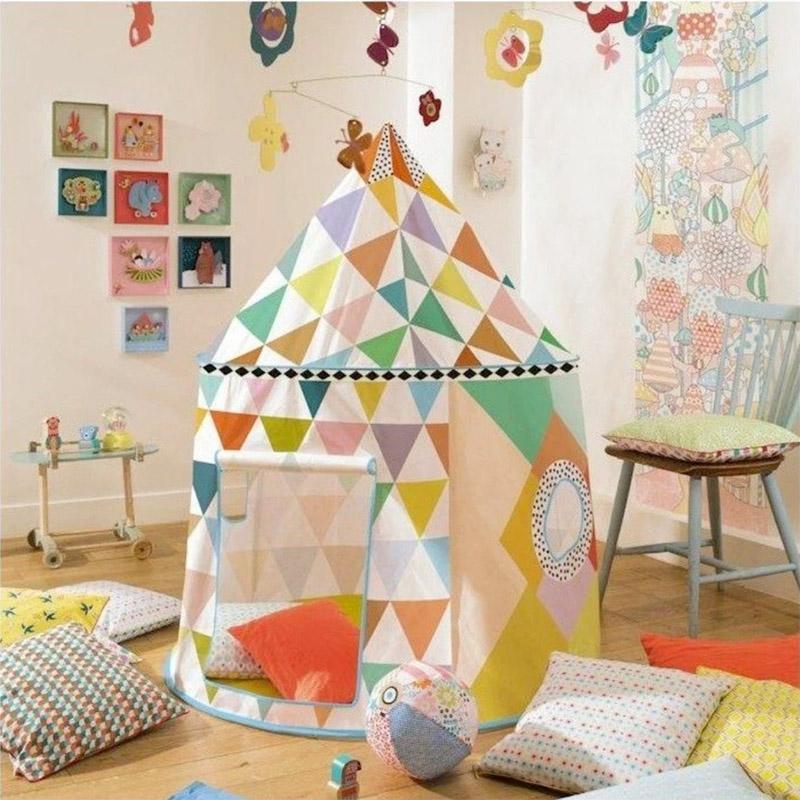 Cabaña Multicolor