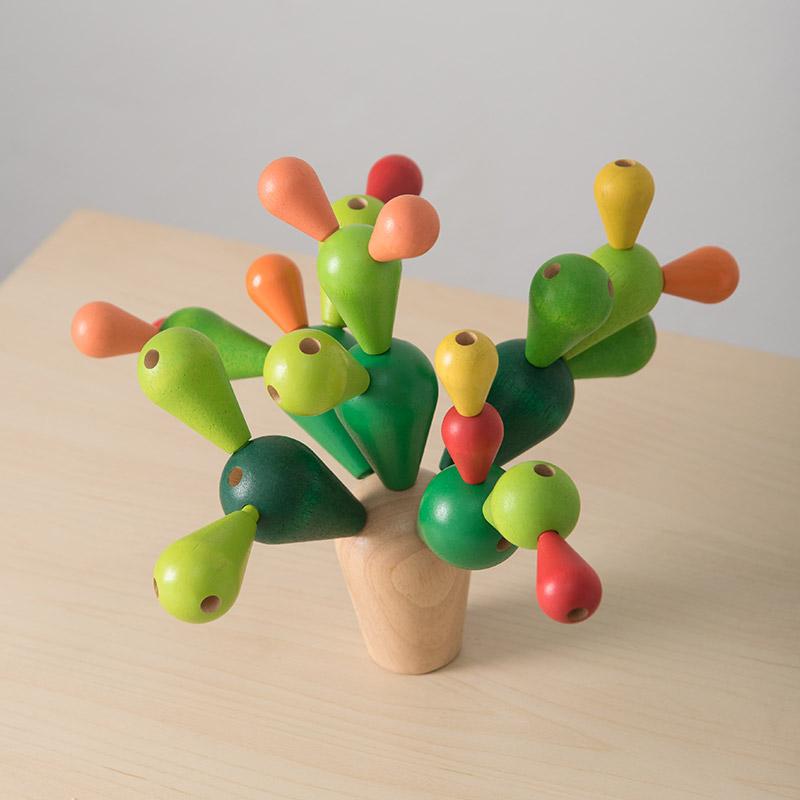 Cactus Equilibrista