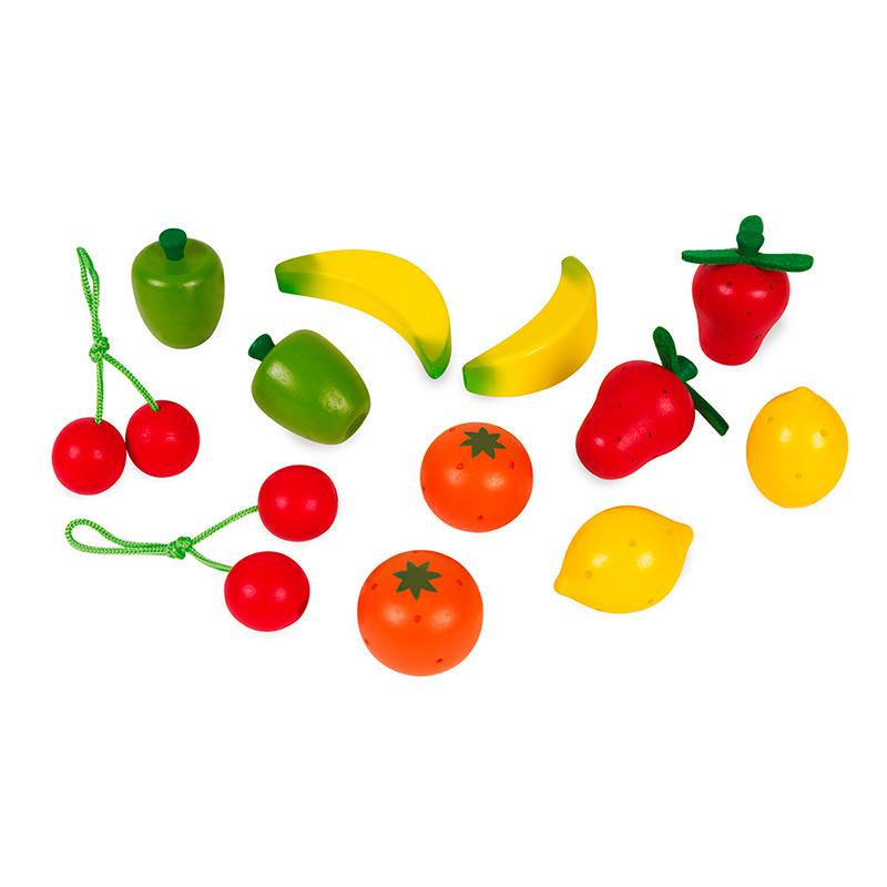 Caja con 12 Mini Frutas