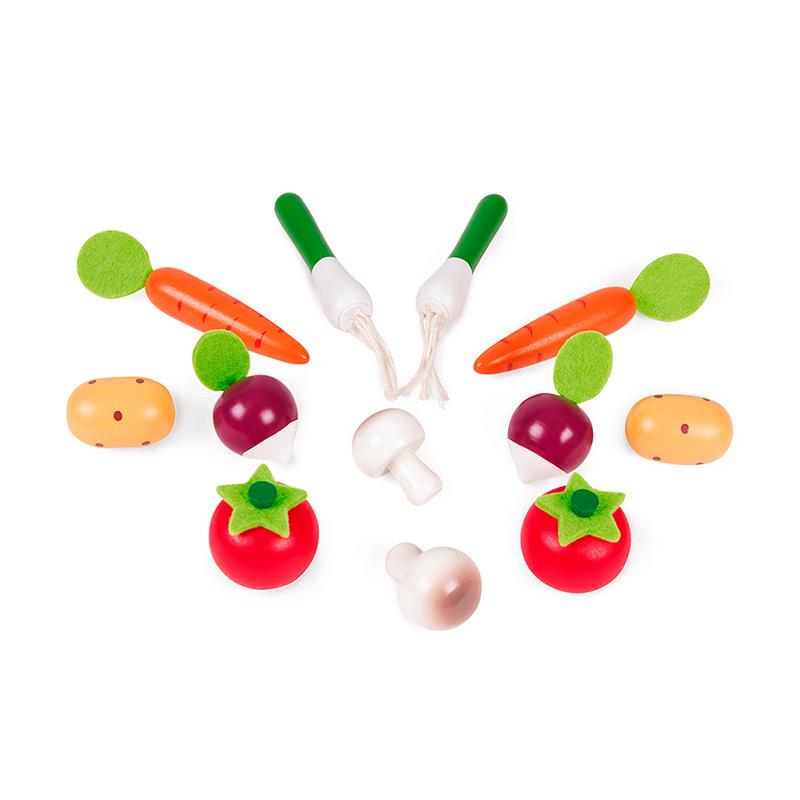 Caja con 12 Mini Verduras