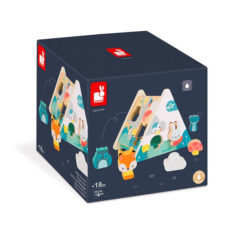 Caja con Formas Pure
