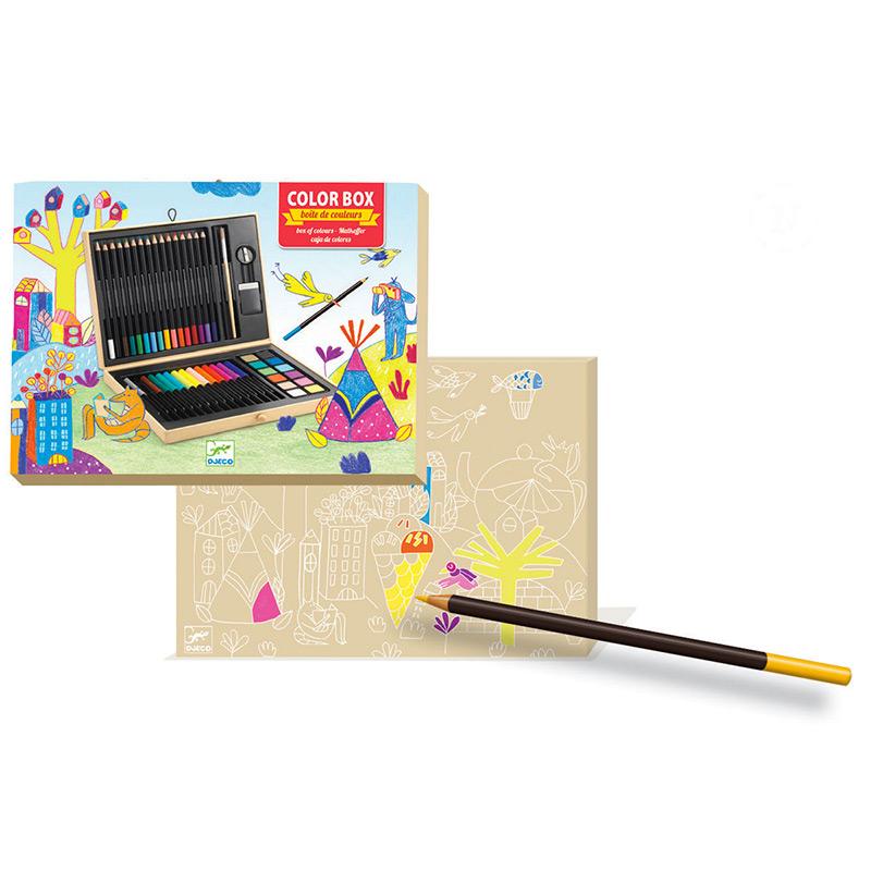 Caja de Colores