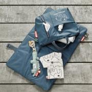Cambiador con Bolsa Azul