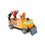 Camión de Construcción Brico Kids