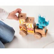 Camioneta Puzzle móvil de Marius