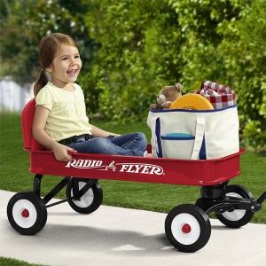 Carretilla Roja Ranger Wagon