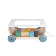 Carrito con Bloques Sweet Cocoon