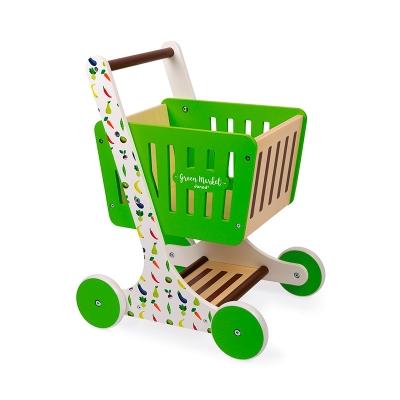 Carrito de la compra Green Market