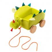 Carro con cubos de Walter el Dragón