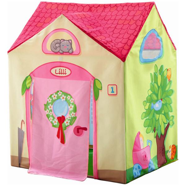 casita de tela infantil lilli de haba en minikidz