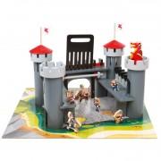 Castillo de madera Fortaleza Dragón
