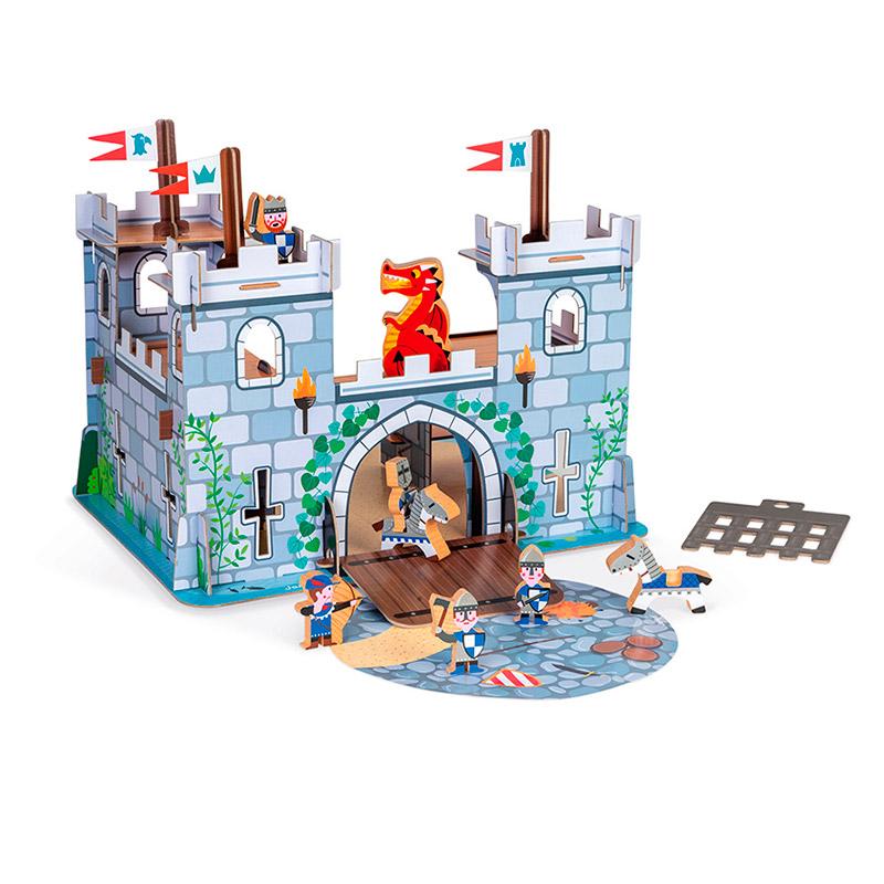 Castillo Fortificado Story