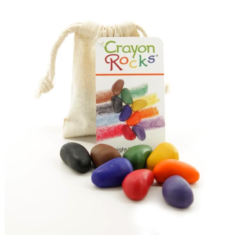 Ceras de Colores Crayon Rocks 8 colores