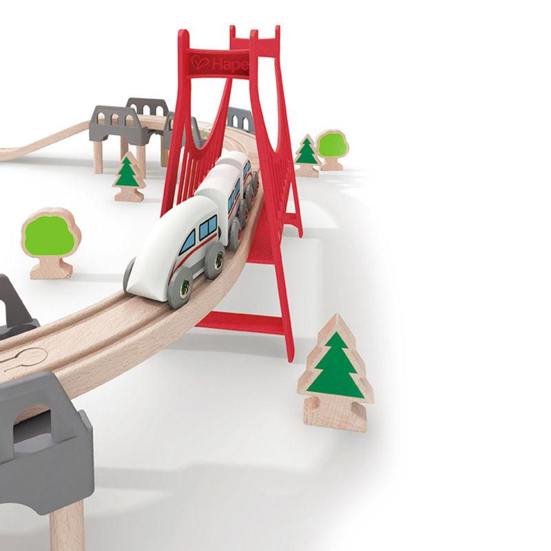 Circuito de Tren: Doble Vuelta