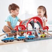 Circuito de Tren: Estación de la Gran Ciudad
