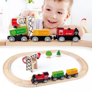 Circuito de Tren: Locomotora Eléctrica