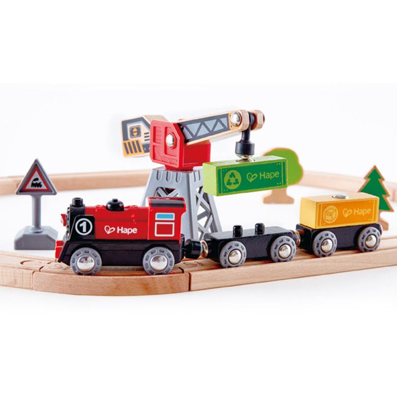 Circuito de Tren: Despacho de Carga