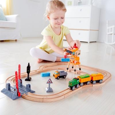 Circuito de Tren: Set Grúa y Carga