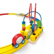 Circuito Infantil: Tren Musical con Pasabolas