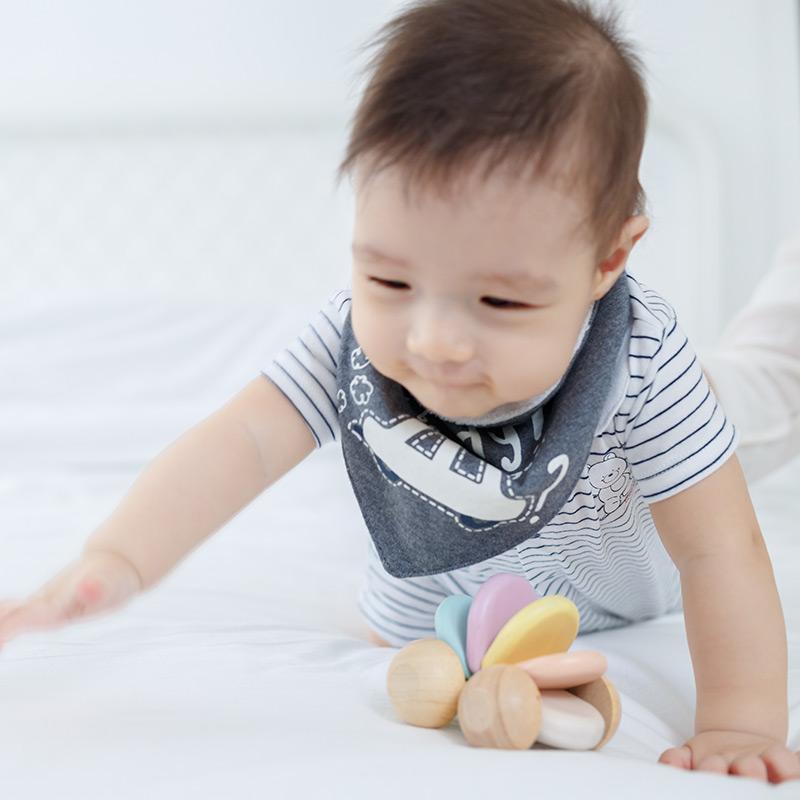 Coche Bebé Pastel