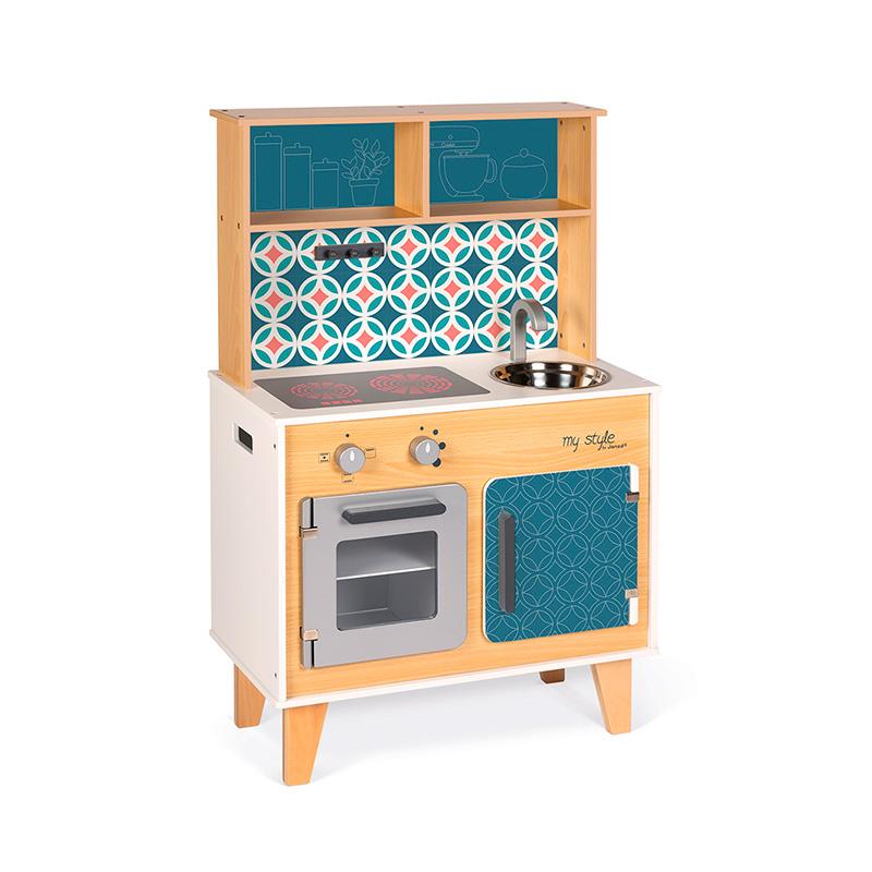 Cocina My Style Personalizable con Pegatinas
