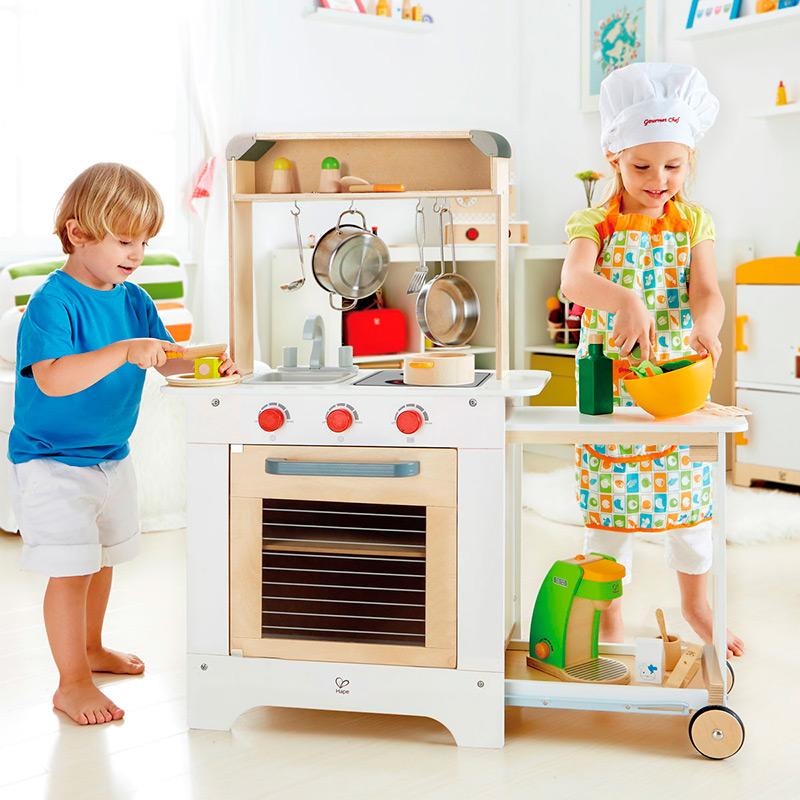 Cocina y Sirve