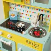 Cocinita de madera: Happy Day