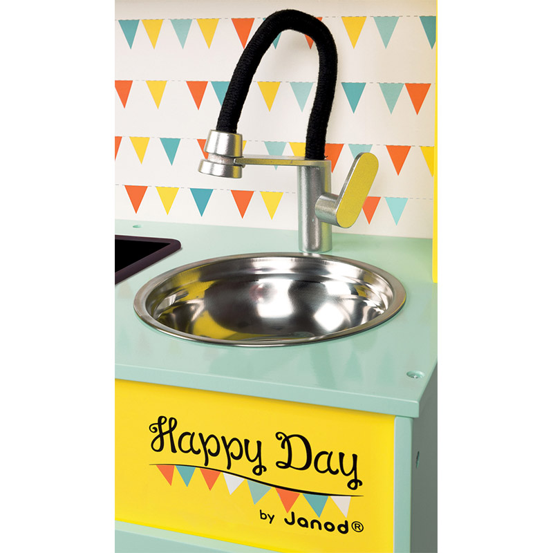 Cocinita de madera: Happy Day