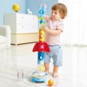 Cohete Apilable con Bola Voladora