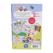 Colouring Set: Coches y Camiones