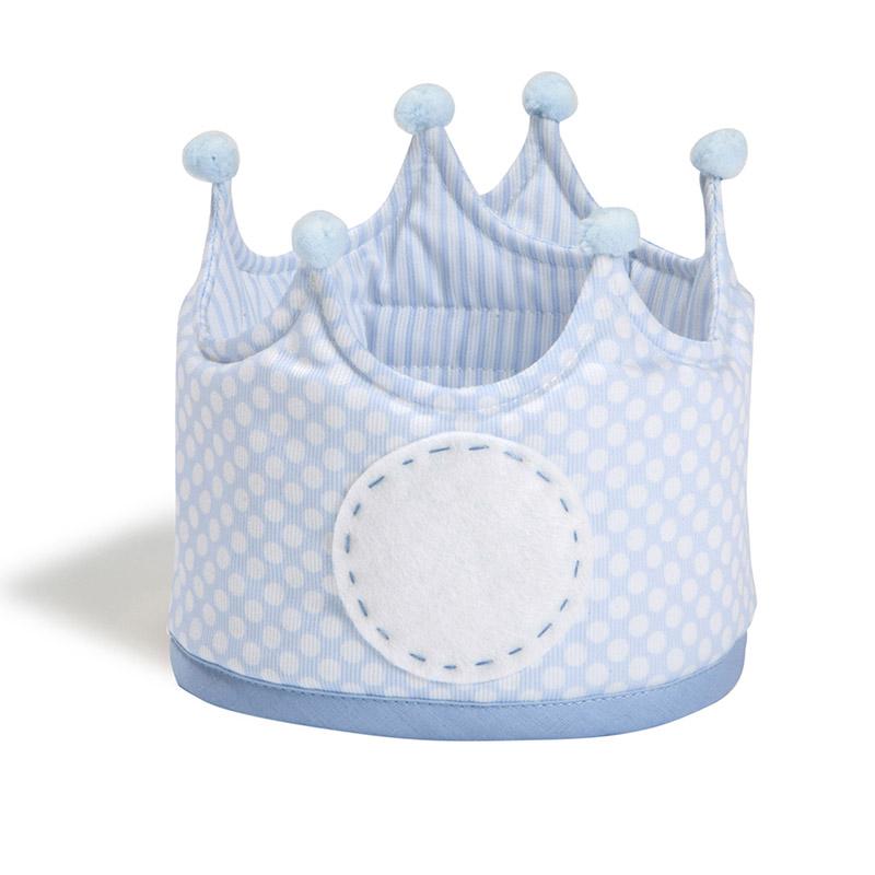 Corona Piqué Azul