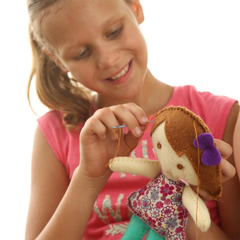 Cose tu Muñeca con Mascota