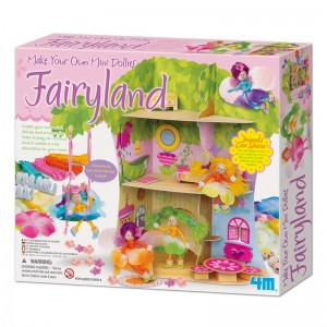 Crea Mini Dollies Fairyland