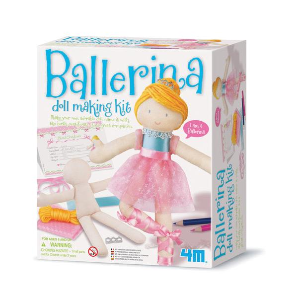 Crea tu Bailarina