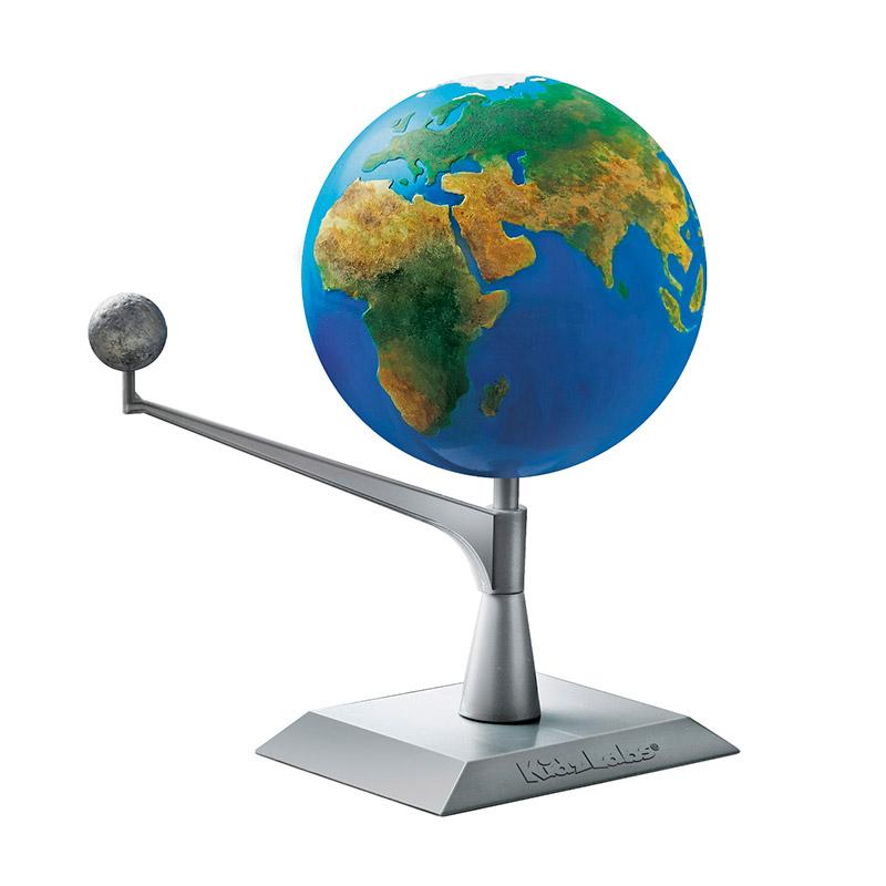 Crea tu Maqueta de la Tierra y la Luna