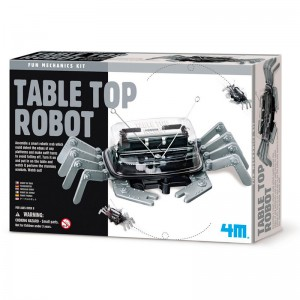 Crea tu Robot Cangrejo