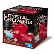 Crystal Growing Rojo