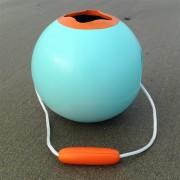 Cubo Ballo Azul Vintage
